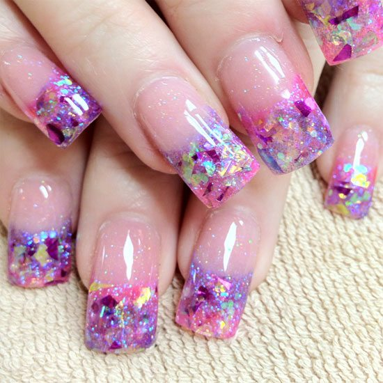 inspiring acrylic nail art designs ideas