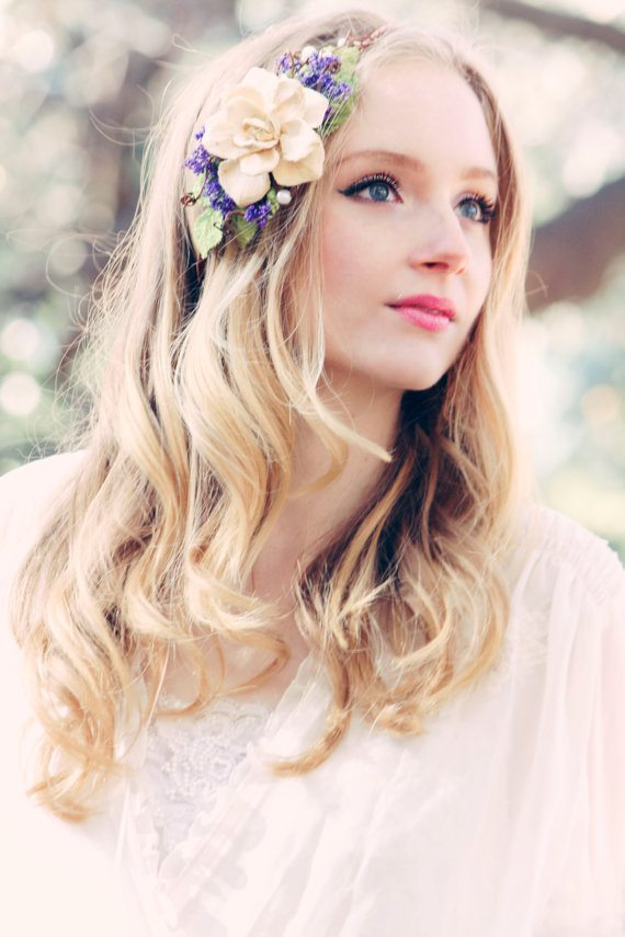 beautiful bridal headpiece 11