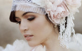 beautiful bridal headpiece 4