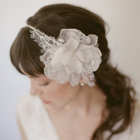 beautiful bridal headpiece 6