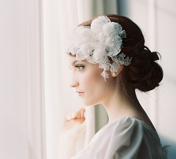 wedding bridal headpiece
