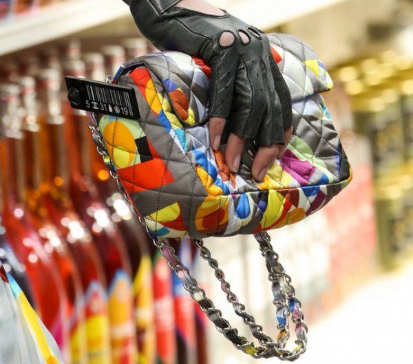 chanel colorful crossbody