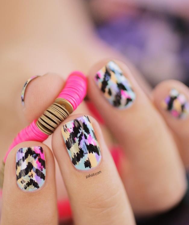 creativ nail designs 2014