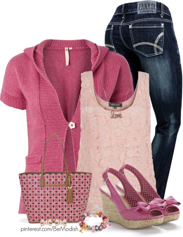 cute spring outfits polyvore 1