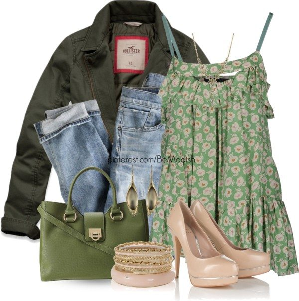 cute spring outfits polyvore 14
