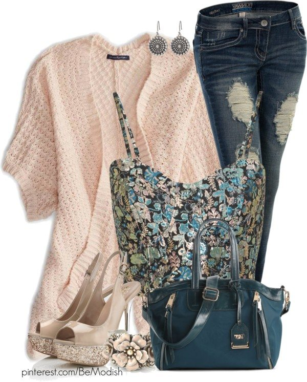 cute spring outfits polyvore 2