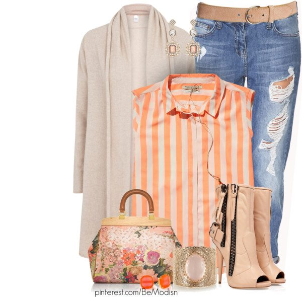 cute spring outfits polyvore 6