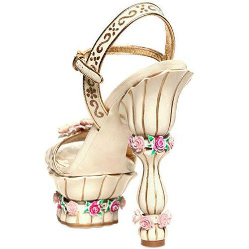dolce gabbana stunning designer shoes