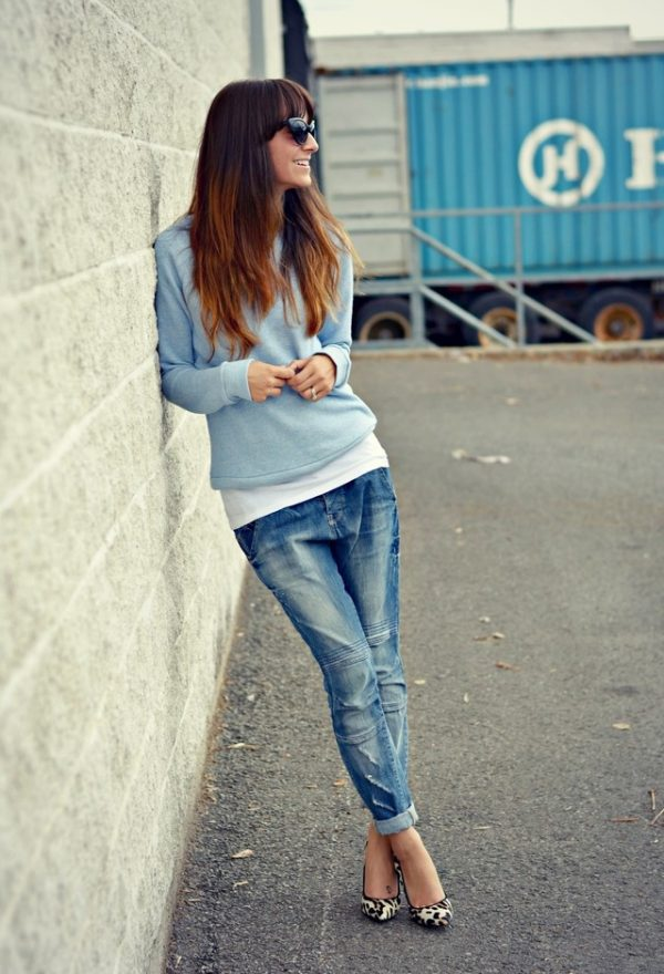forever--aquamarine-aldo-sweaters and boyfriend jeans look