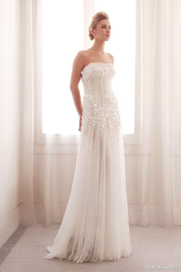 gemy-maalouf-bridal-2014-strapless-wedding-dress-3747