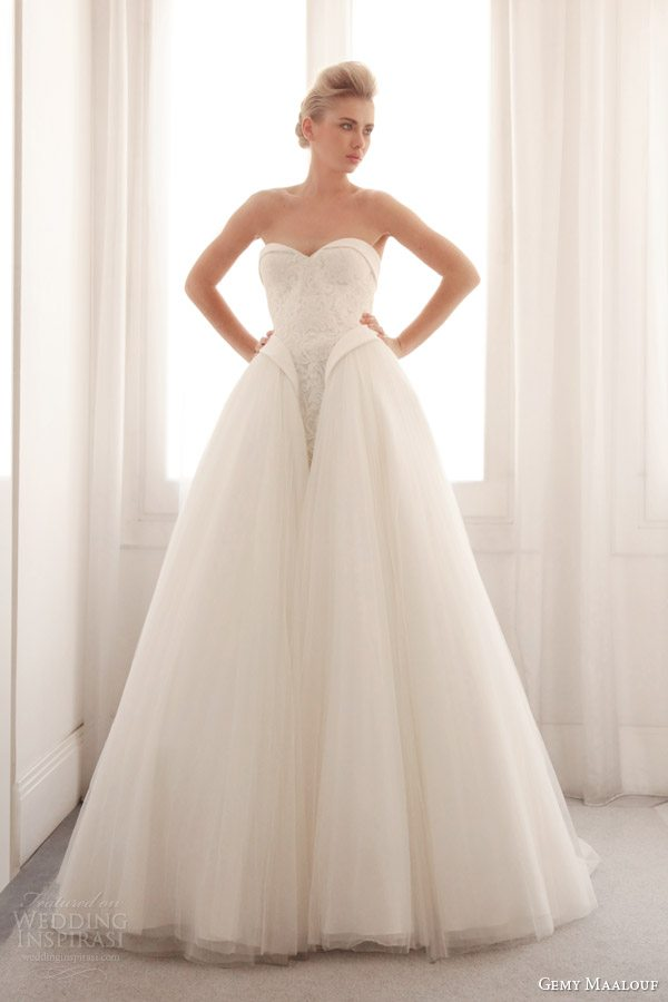 gemy-maalouf-wedding-dress-2014-strapless-ball-gown-3723