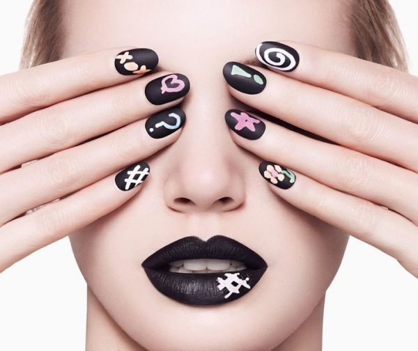 hot nail trend 2014