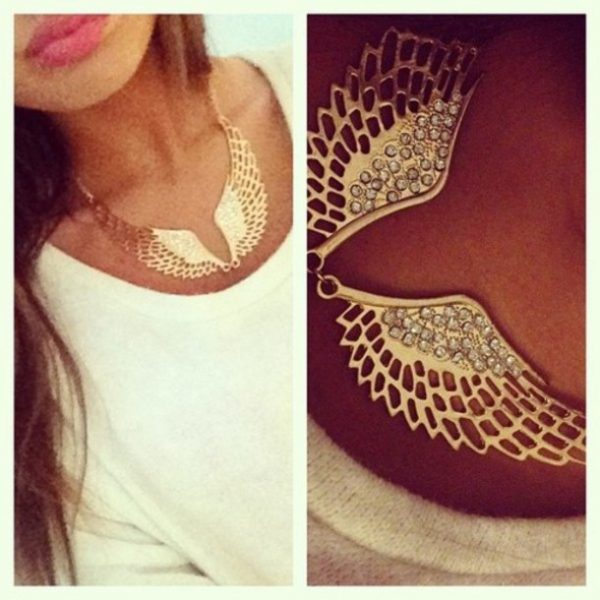 jewels-necklace-gold-angel-wings-rhinestones-chain