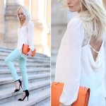 mint jeans spring outfits 2014