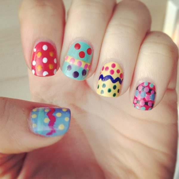 nail-designs-for-short-nails-easter-nail-designs