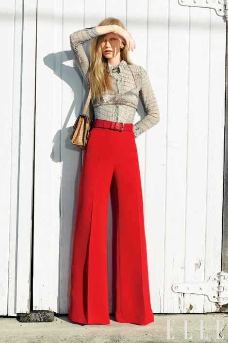 palazzo pants outfits 4