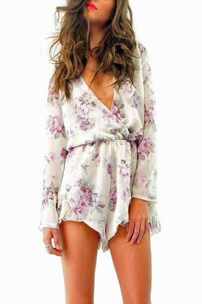 shorts-playsuit-jumpsuit-floral-dress-