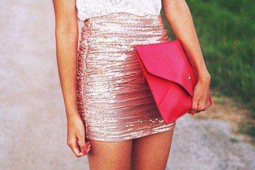 sparkle skirt 1