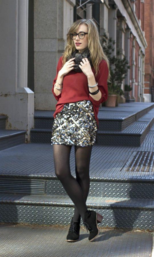 sparkle skirt 5