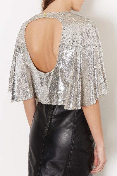 topshop-silver-floaty-sleeve-sequin-crop-top