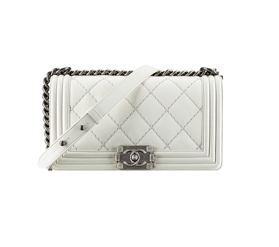 Calfskin Boy Chanel Flap Bag