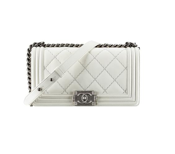 Calfskin Boy Chanel Flap Bag