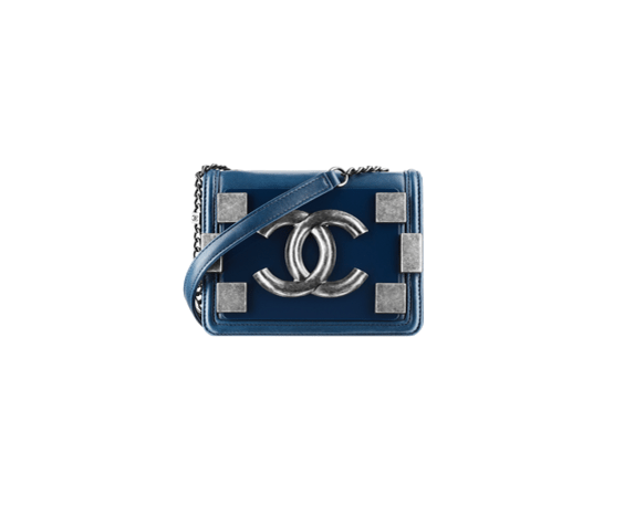 Lambskin Flap Bag, Inspired by The Boy Chanel Clasp