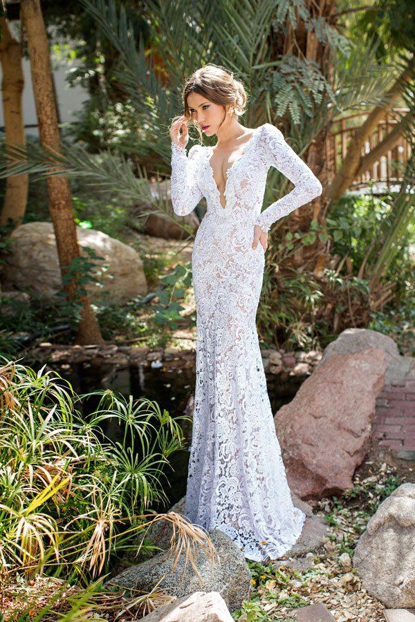 julie vino lace wedding gown jasmine