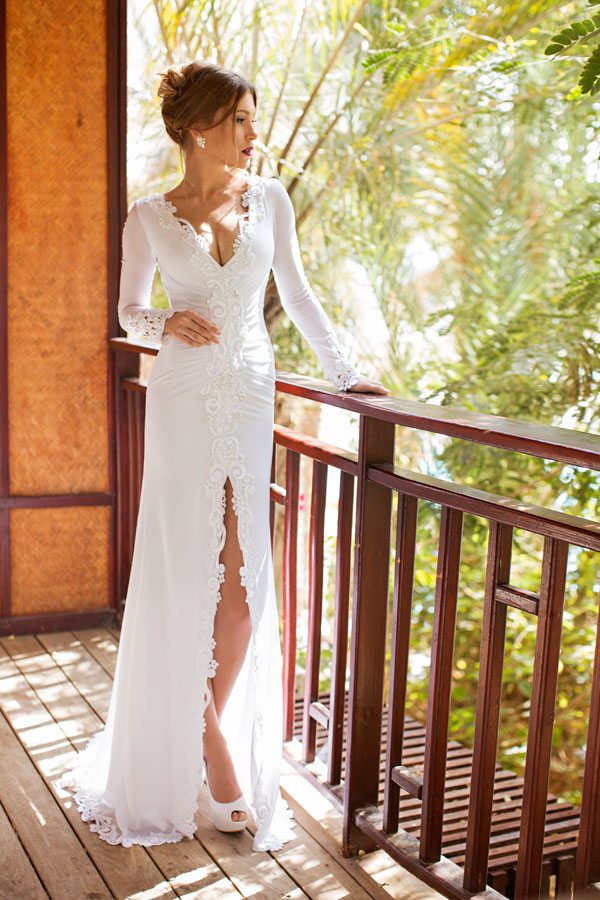 julie vino wedding gown karen