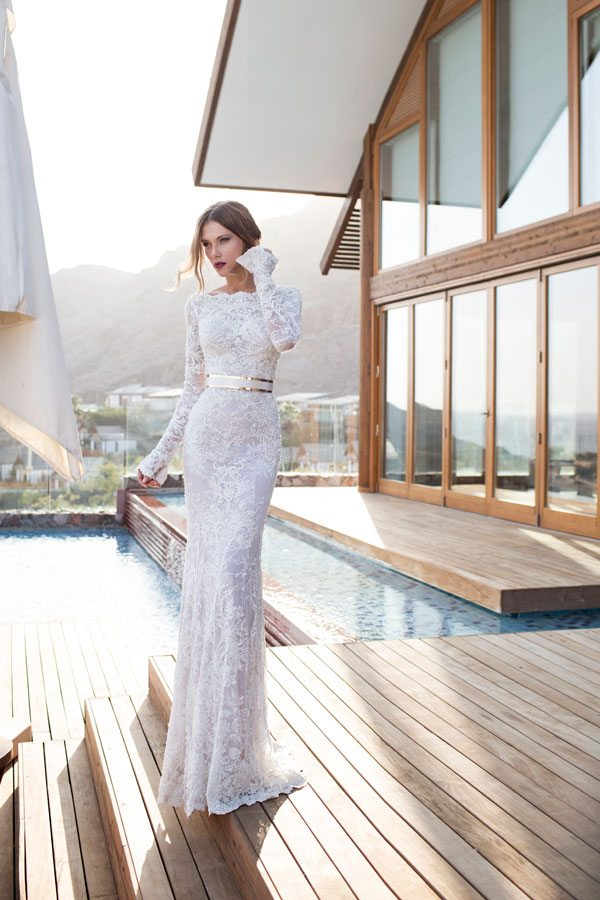 Julie vino wedding gown cindy