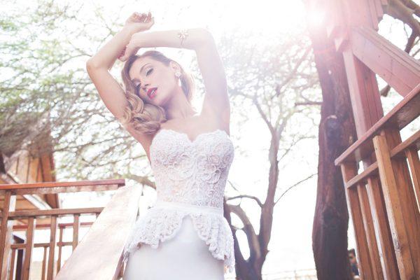 julie vino wedding dress Isabelle