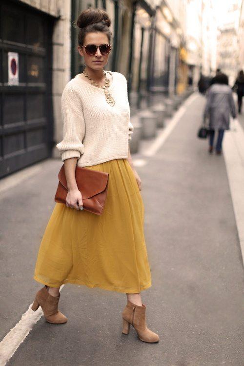 midi street style