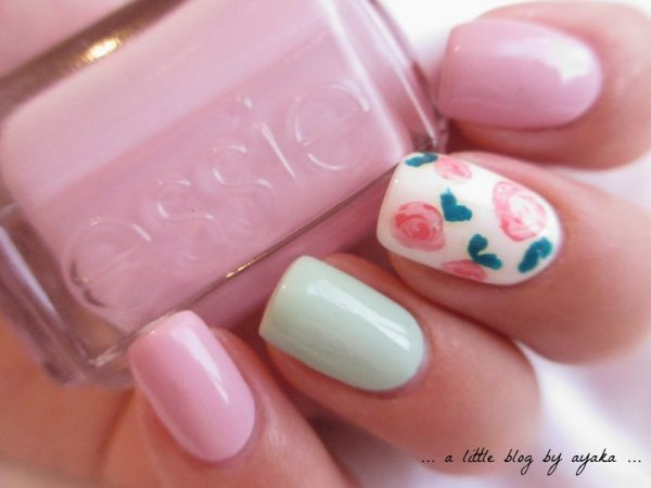 Draw Spring On Your Nails Spring Pastel Nails Collection