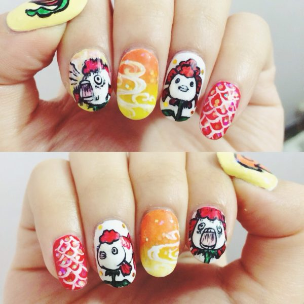 15 Newest Cool and Creative Nail Designs 2014 - Be Modish