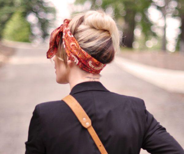 cute-updo-bun-head-scarf-top-know-bangs bmodish