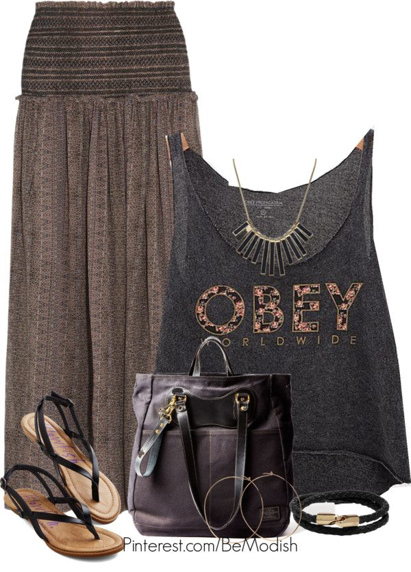 isabel marant maxi skirt outfit