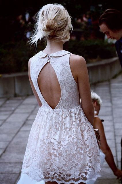 lace dress pinterest
