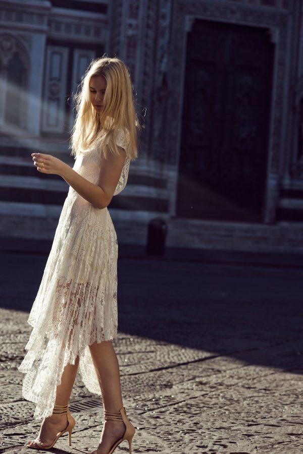 vintage summer lace dress