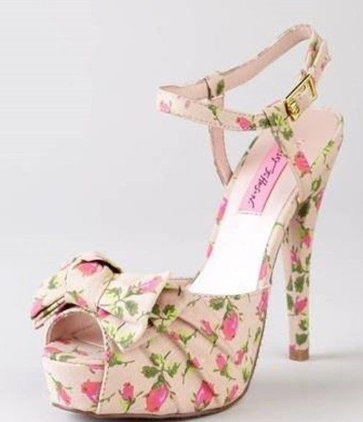 shoes-high-heels-flowers