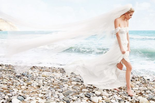 silk beach wedding dress sophia kokosalaki