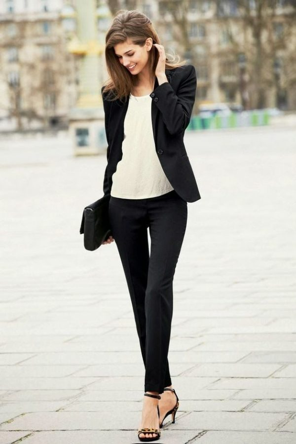 simple-casual business style bmodish