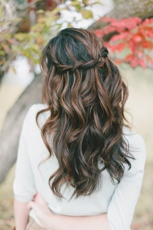 simple waterfall braid bmodish