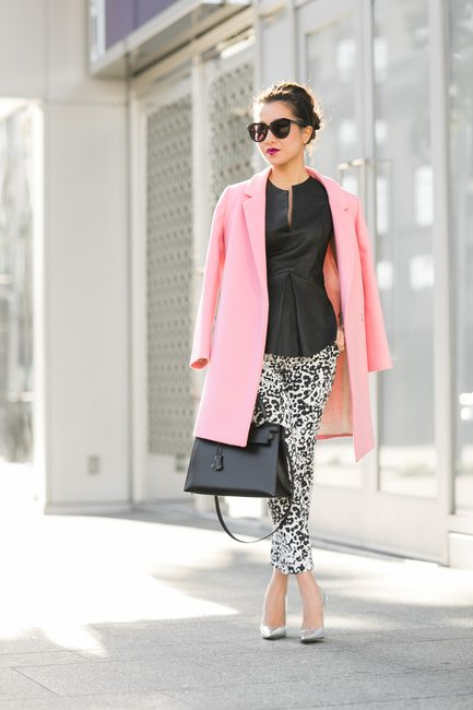Pink-Sherlock-coat with pants bmodish