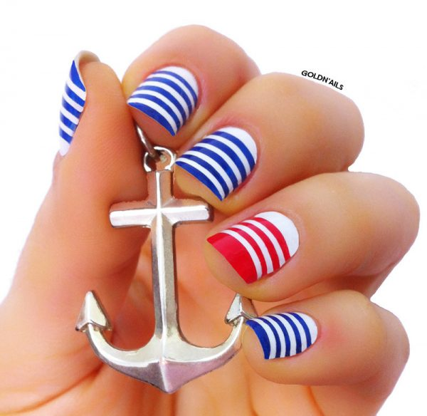 Sailor_nails1 bmodish