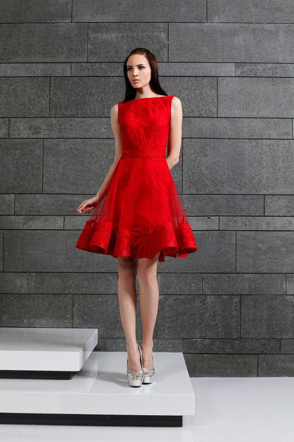 Tony Ward dress bmodish 35