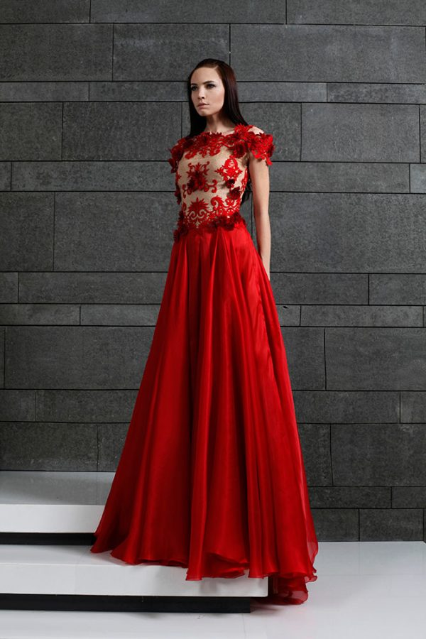 Tony Ward dress bmodish 39