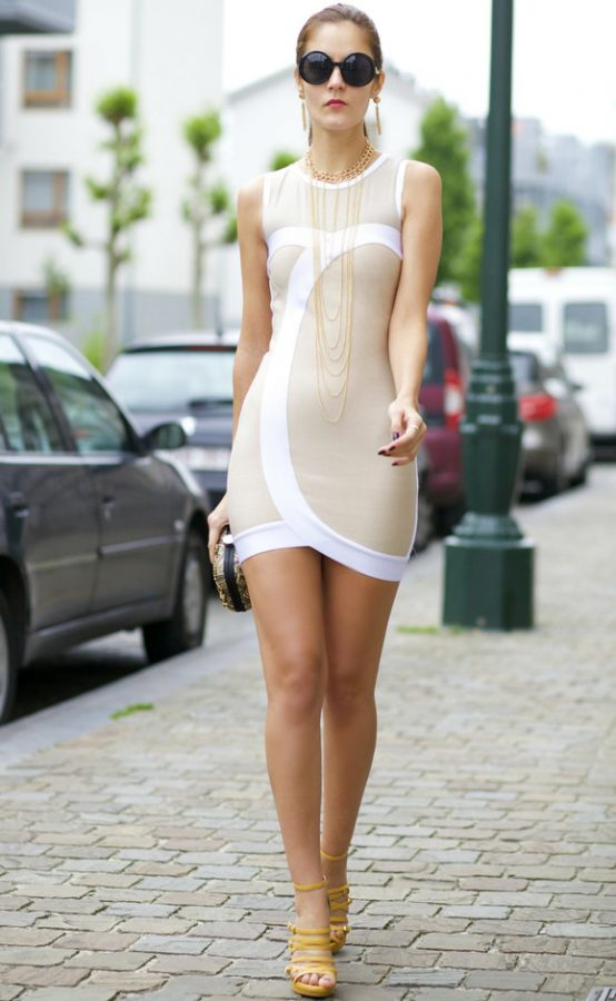 bodycon sexy summer dress bmodish
