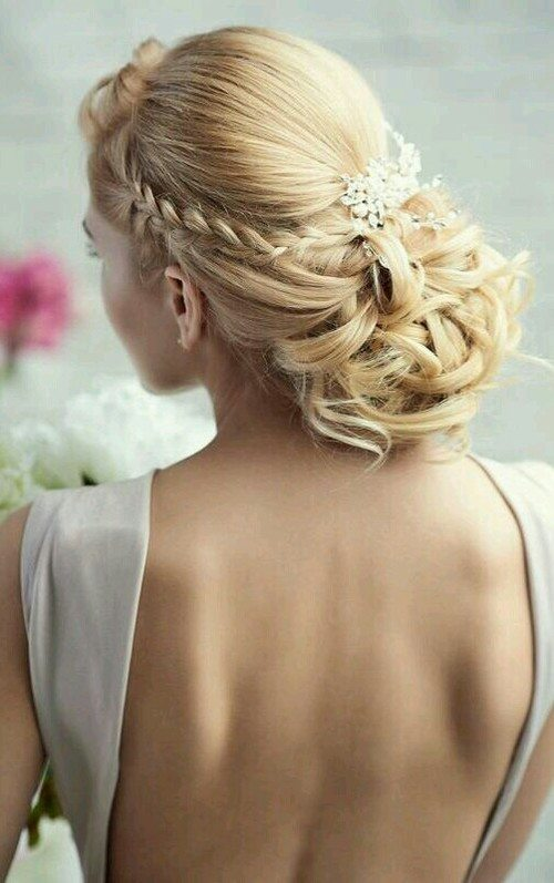 braid and up do prom hairstyle bmodish