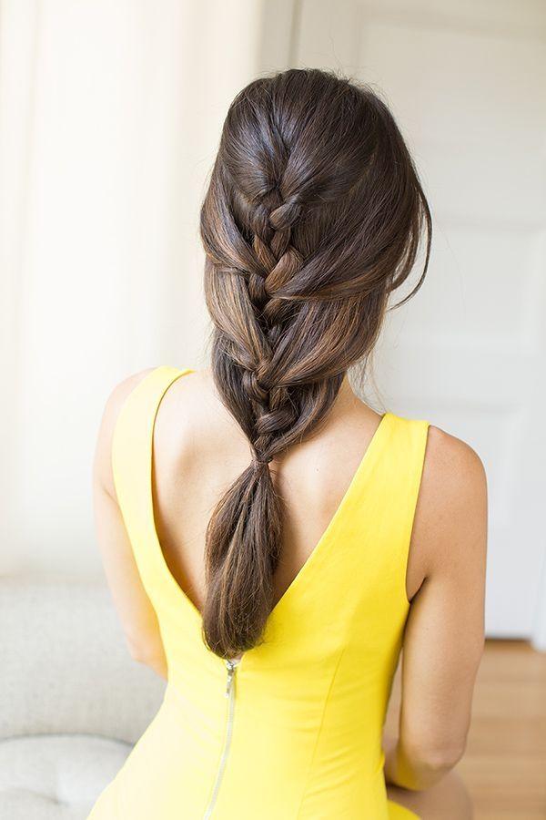 braid for long hair bmodish