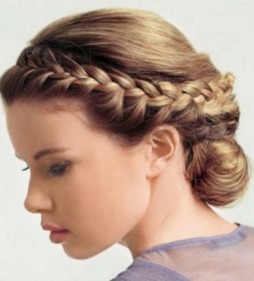 braided prom hair bmodish